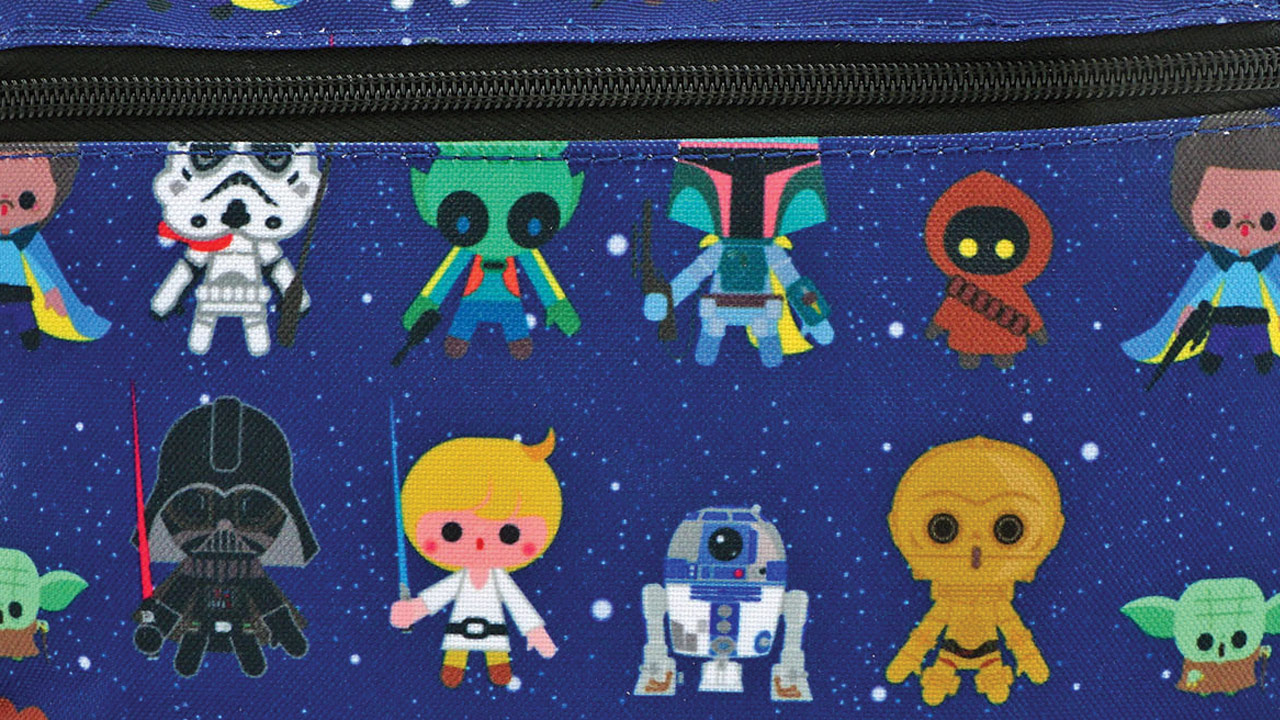 Loungefly Star Wars purse.