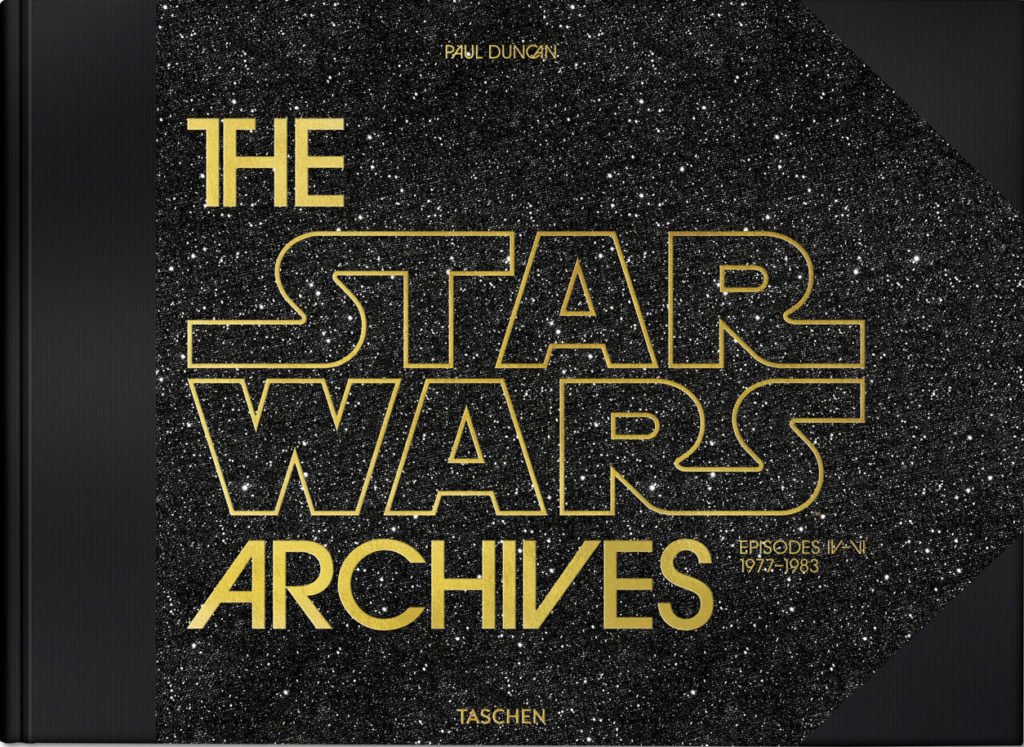 Star Wars Archives cover.