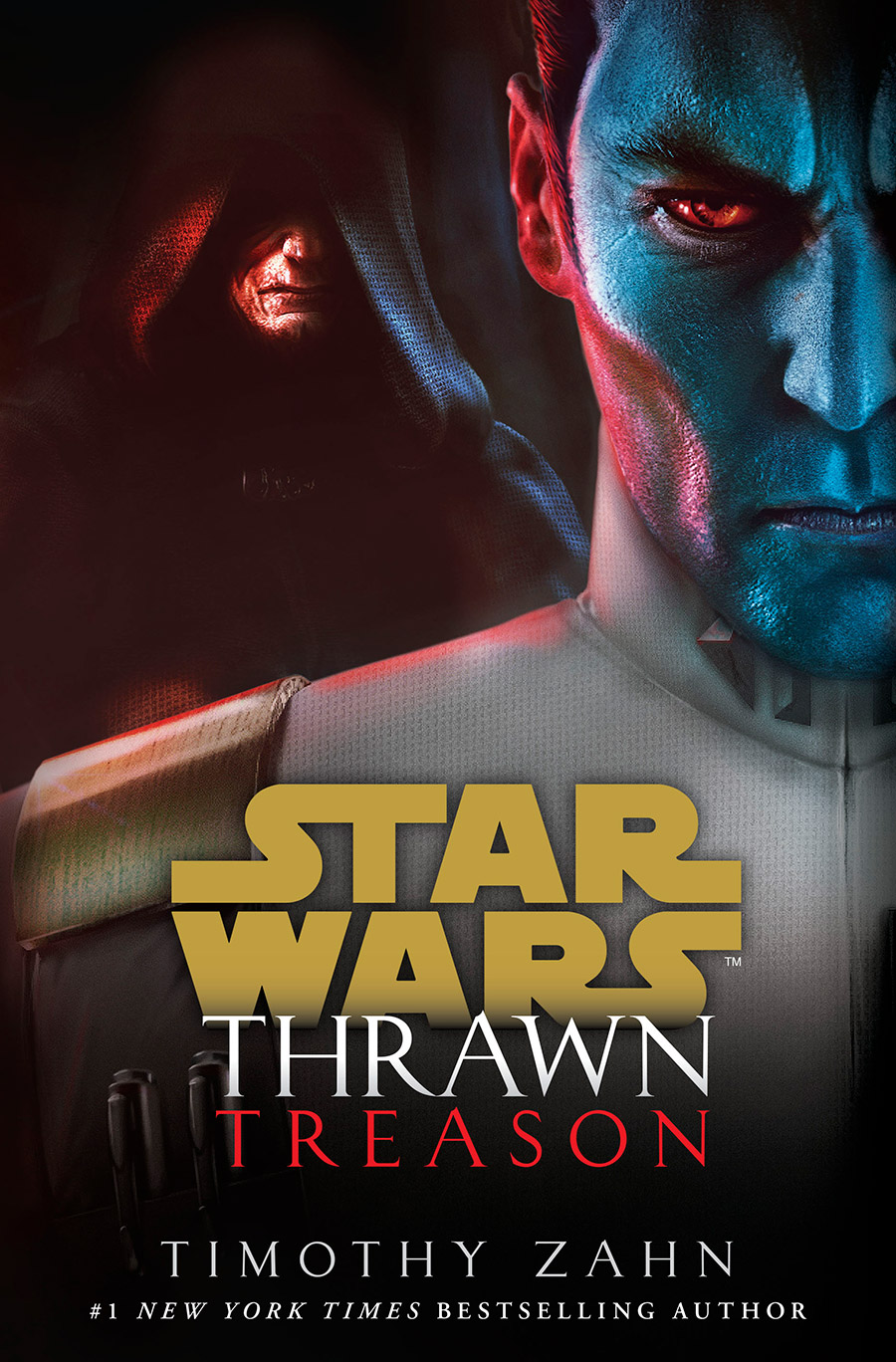 Cover of Thrawn: Treason