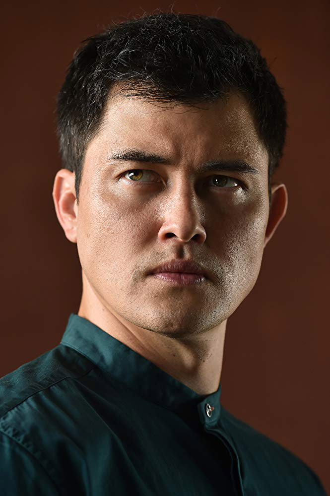 Christopher Sean.