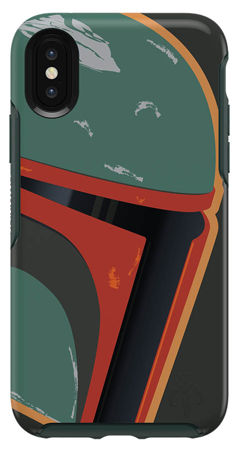 An Otterbox phone case.