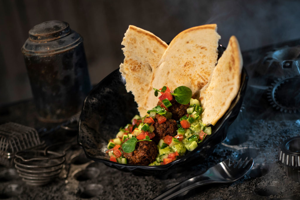 Felucian Garden Spread from Star Wars: Galaxy's Edge.