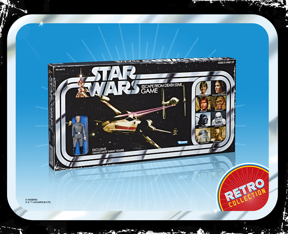 Hasbro Retro Star Wars Game