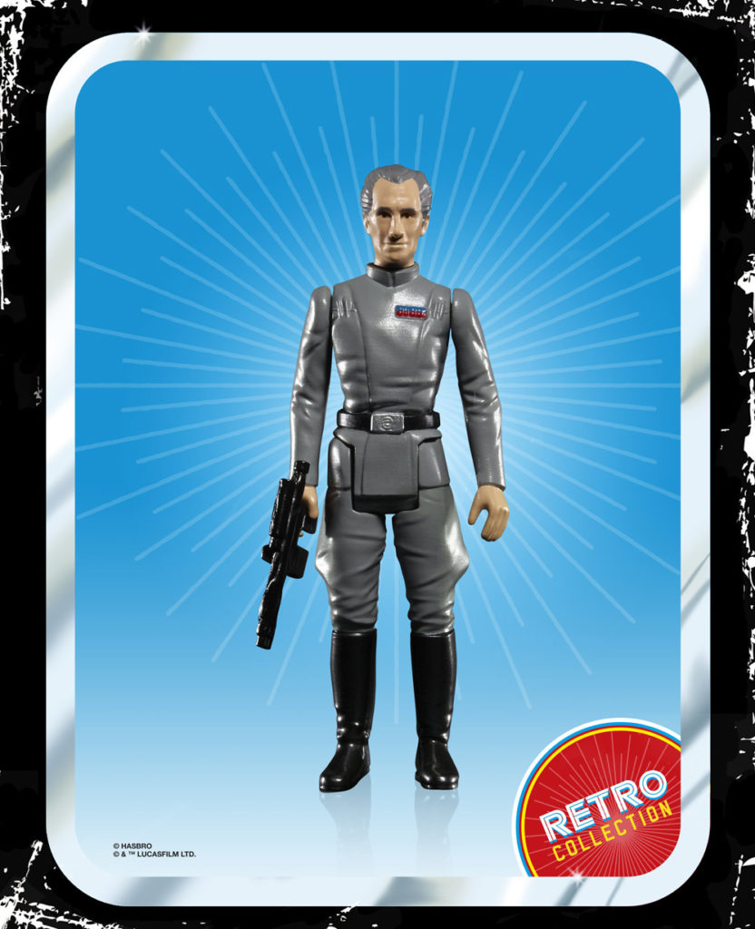 Hasbro Retro Grand Moff Tarkin