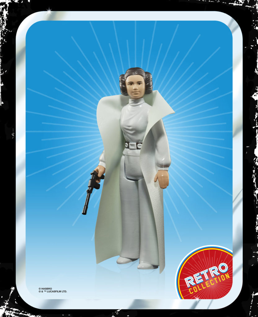 Hasbro Retro Princess Leia
