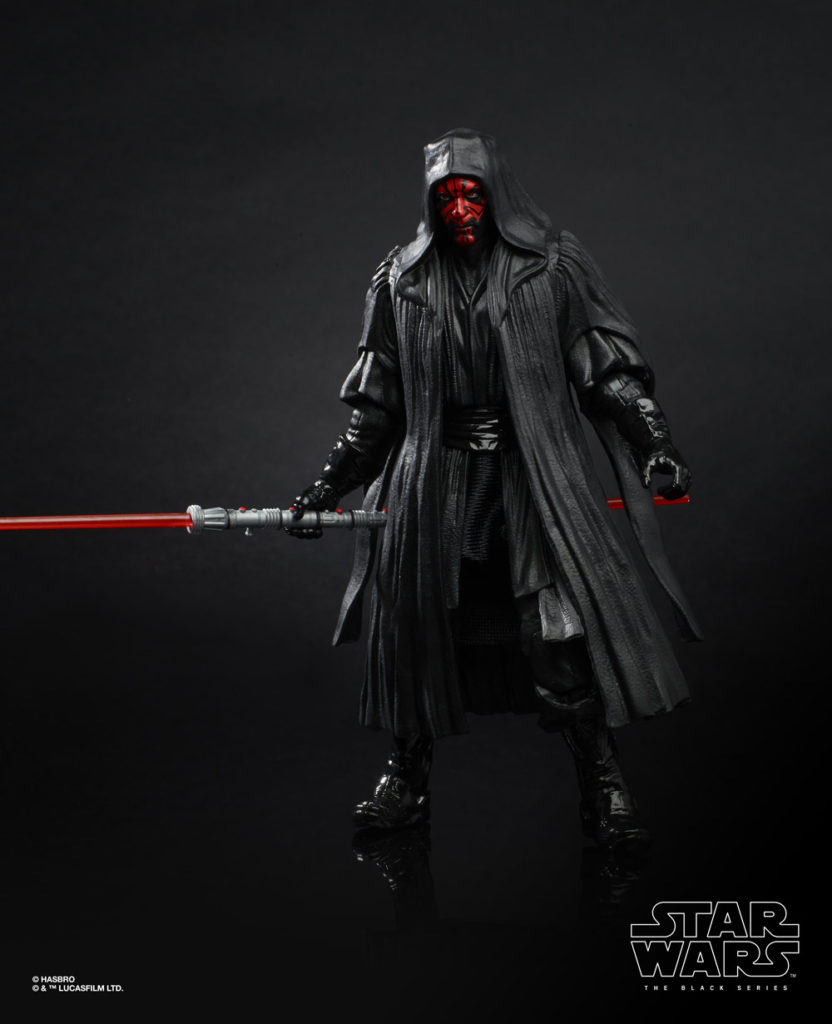 Hasbro The Black Series Darth Maul