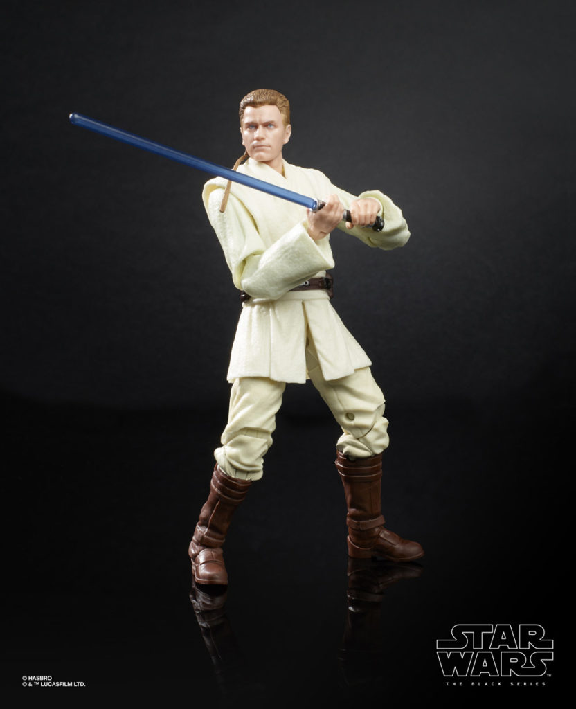 Hasbro The Black Series Padawan Obi-Wan