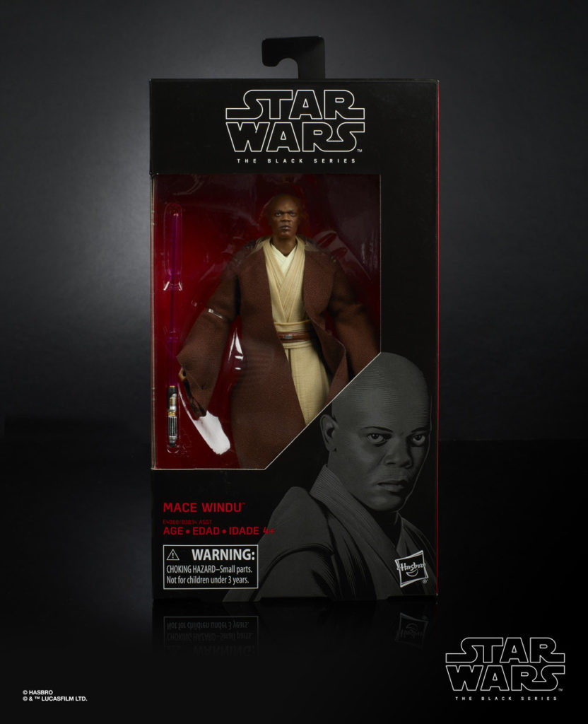 Hasbro The Black Series Mace Windu