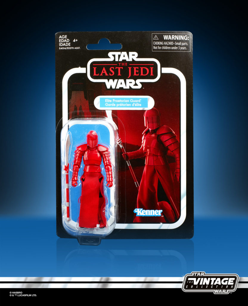 Hasbro The Vintage Collection Praetorian Guard