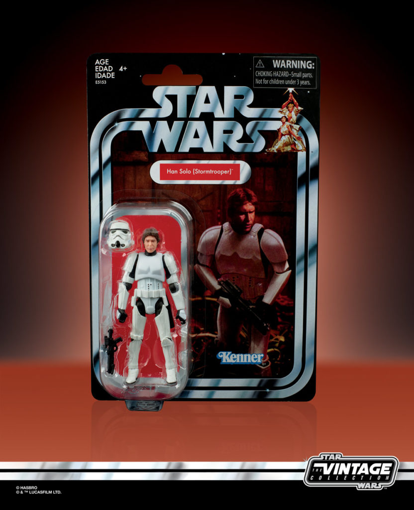 Hasbro The Vintage Collection Han Solo Stormtrooper