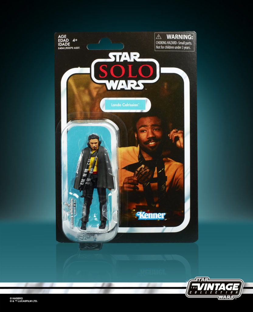 Hasbro The Vintage Collection Lando Calrissian