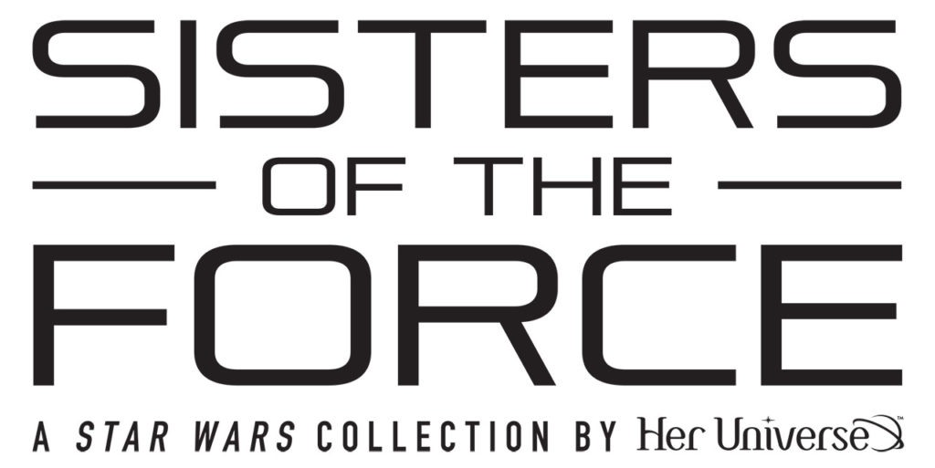Her Universe logo - Sisters of the Force