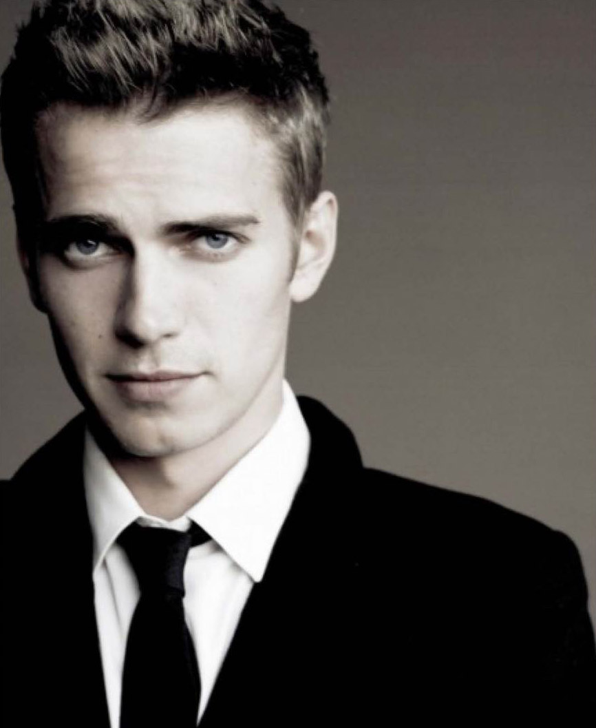 Portrait of Hayden Christensen