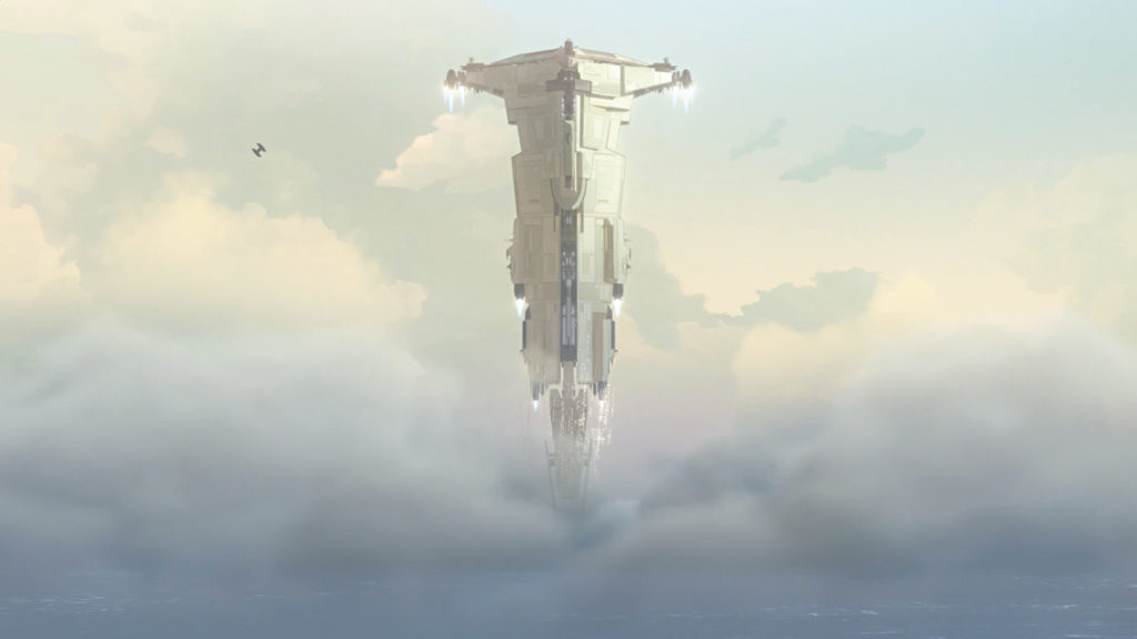 The Colossus rises in Star Wars Resistance.
