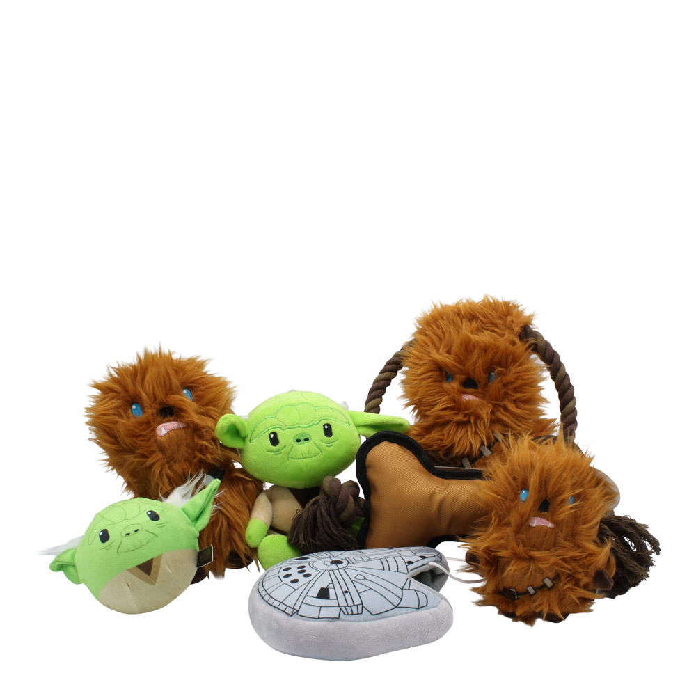 Fetch for Pets Star Wars Celebration Chicago Exclusives