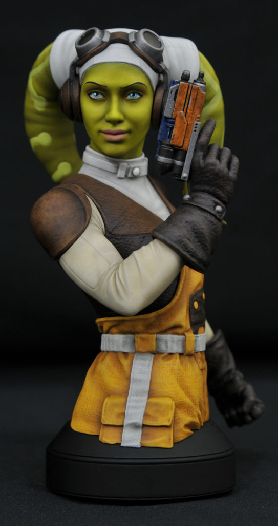 Diamond Select Toys Hera Syndulla mini bust - Star Wars Celebration Chicago exclusive