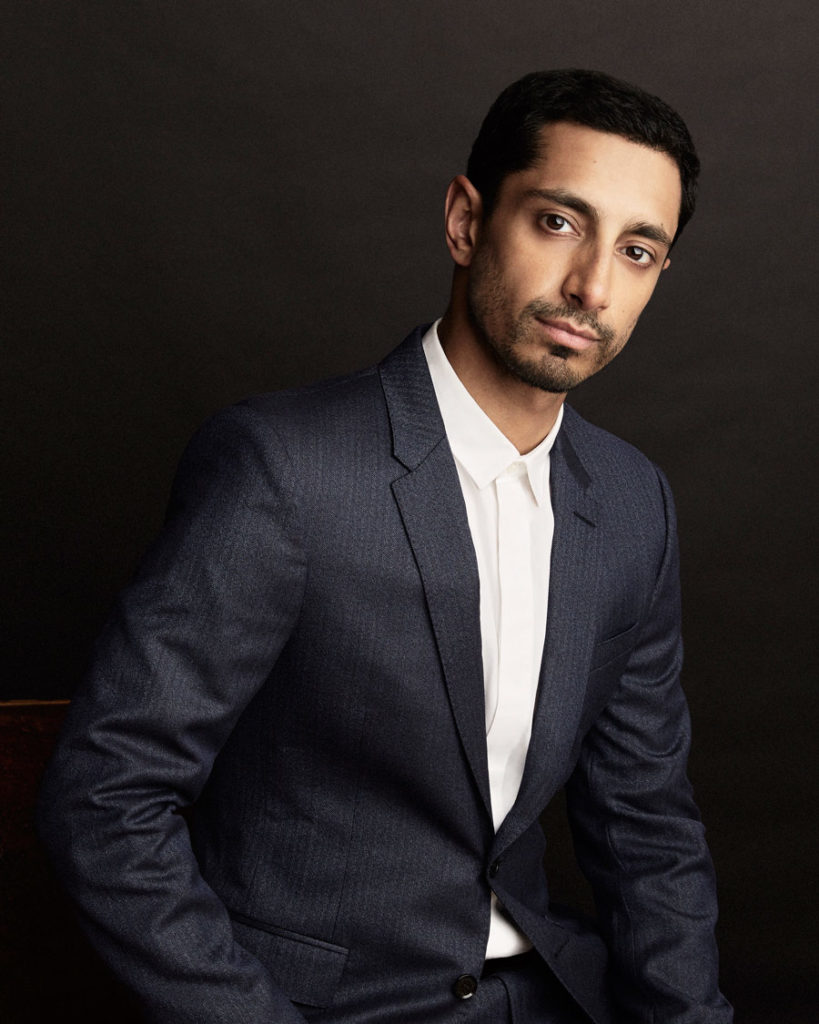 Portrait of Riz Ahmed