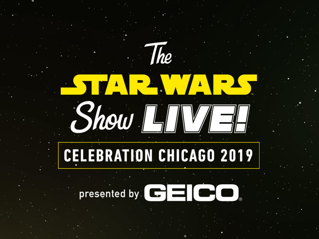 The Star Wars Show LIVE! logo