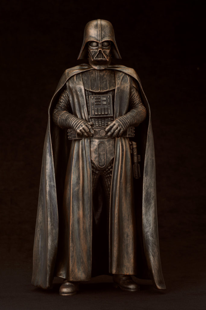 Bronze Darth Vader statue - Star Wars Celebration Chicago exclusive
