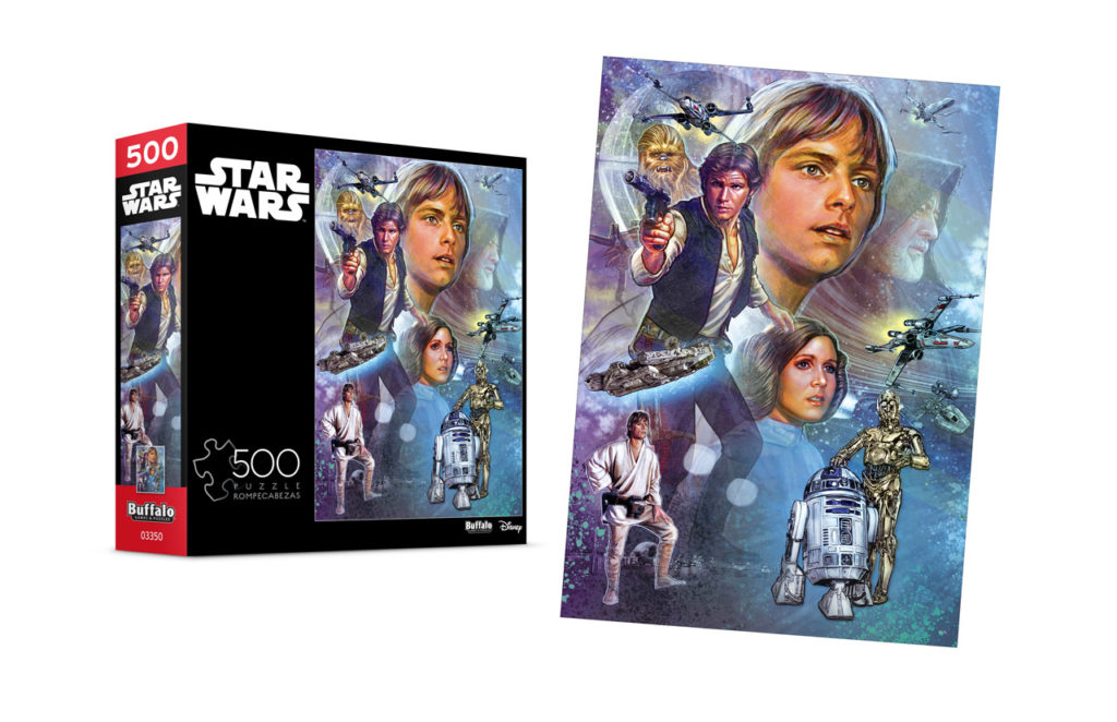Buffalo Games Star Wars Celebration Chicago puzzle.