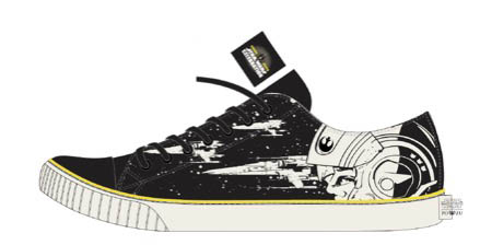 <em>Star Wars</em> Celebration sneaker