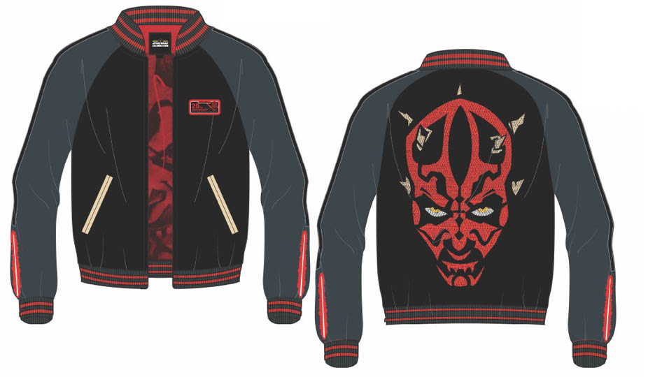 Darth Maul souvenir jacket
