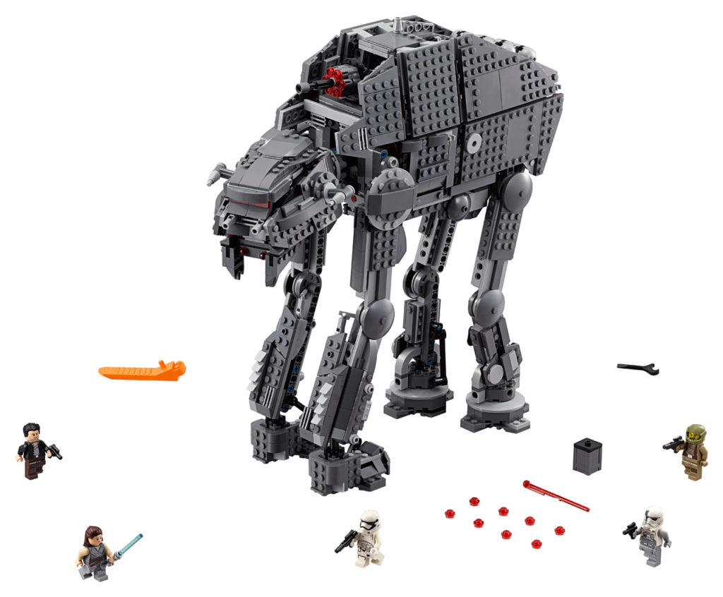 LEGO Heavy Assault Walker.