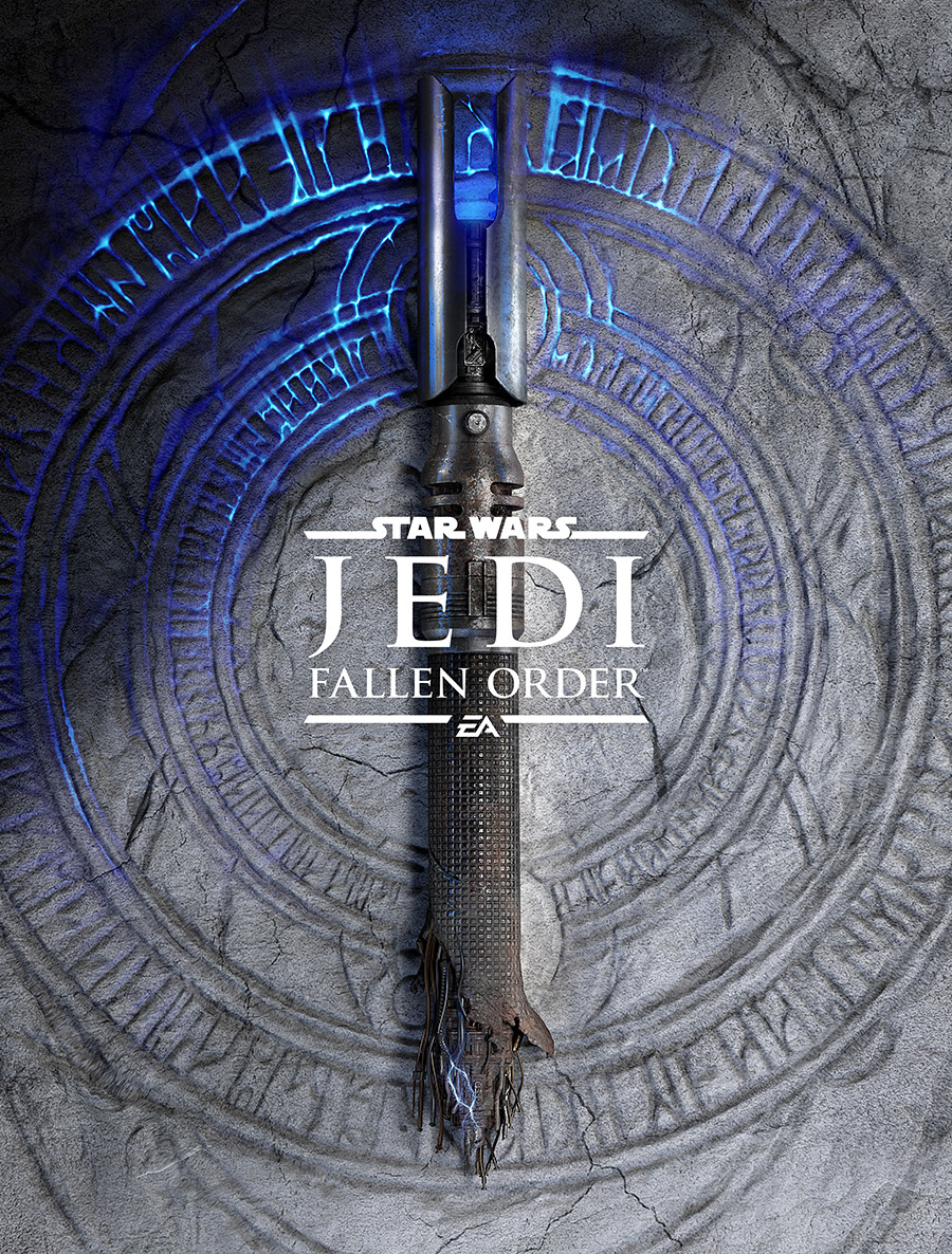 A teaser image from Star Wars Jedi: Fallen Order.