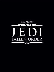 Unofficial cover of The Art of Star Wars Jedi: Fallen Order.