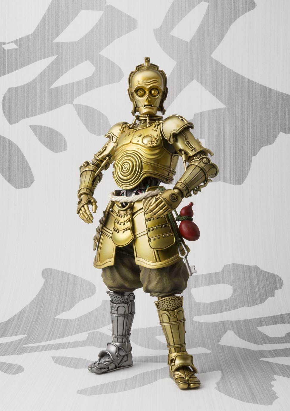 A new collectible featured during the Star Wars Celebration Chicago collectibles panel.