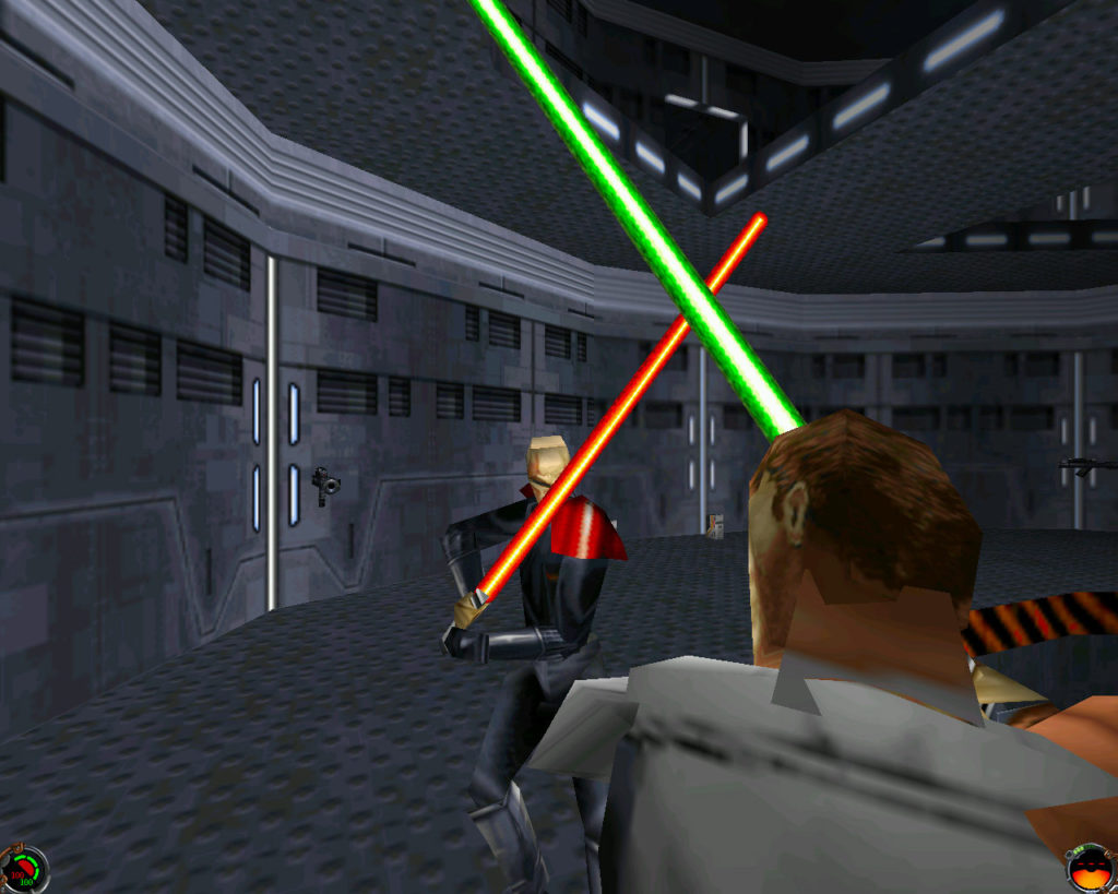 Jedi Knight Dark Forces II screenshot