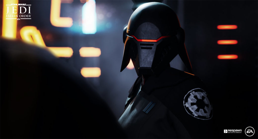 Star Wars Jedi: Fallen Order screenshot.