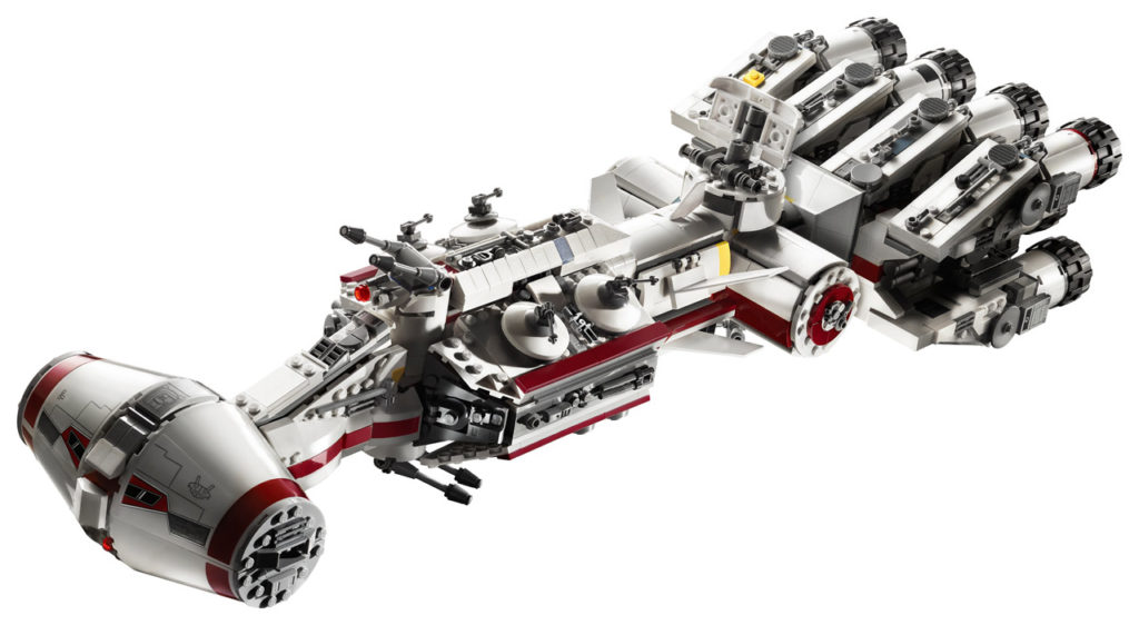 LEGO Star Wars Tantive IV set.