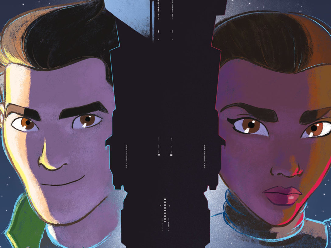 A teaser poster for Star Wars Resistance season two.