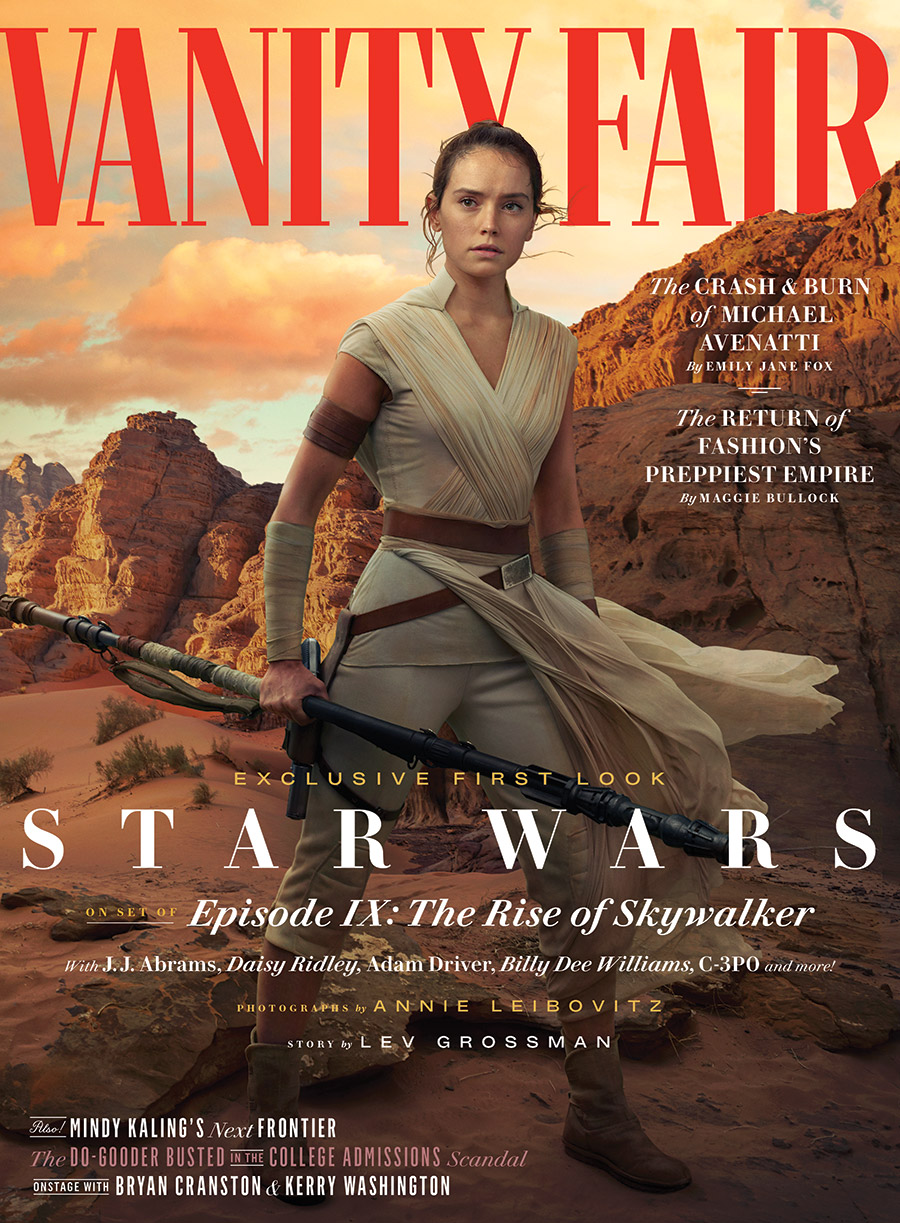 Vanity Fair Reveals Exclusive Look at Star Wars: The Rise of Skywalker | StarWars.com