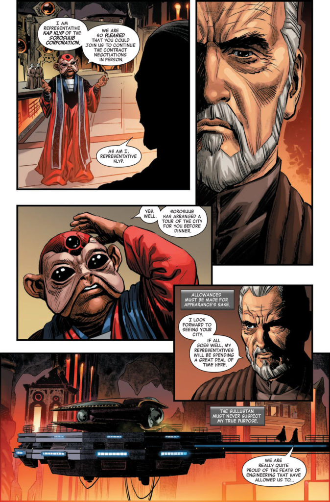 Age of Republic: Count Dooku page.