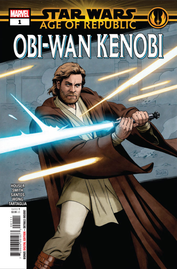 Age of Republic: Obi-Wan Kenobi cover.
