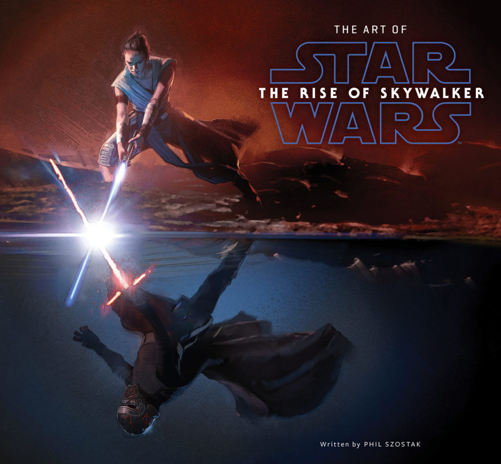 The Art of Star Wars: The Rise of Skywalker cover