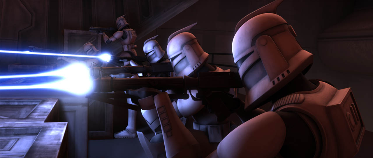 """The Clone Wars Rewatch: 99 and the """"ARC Troopers"""" 