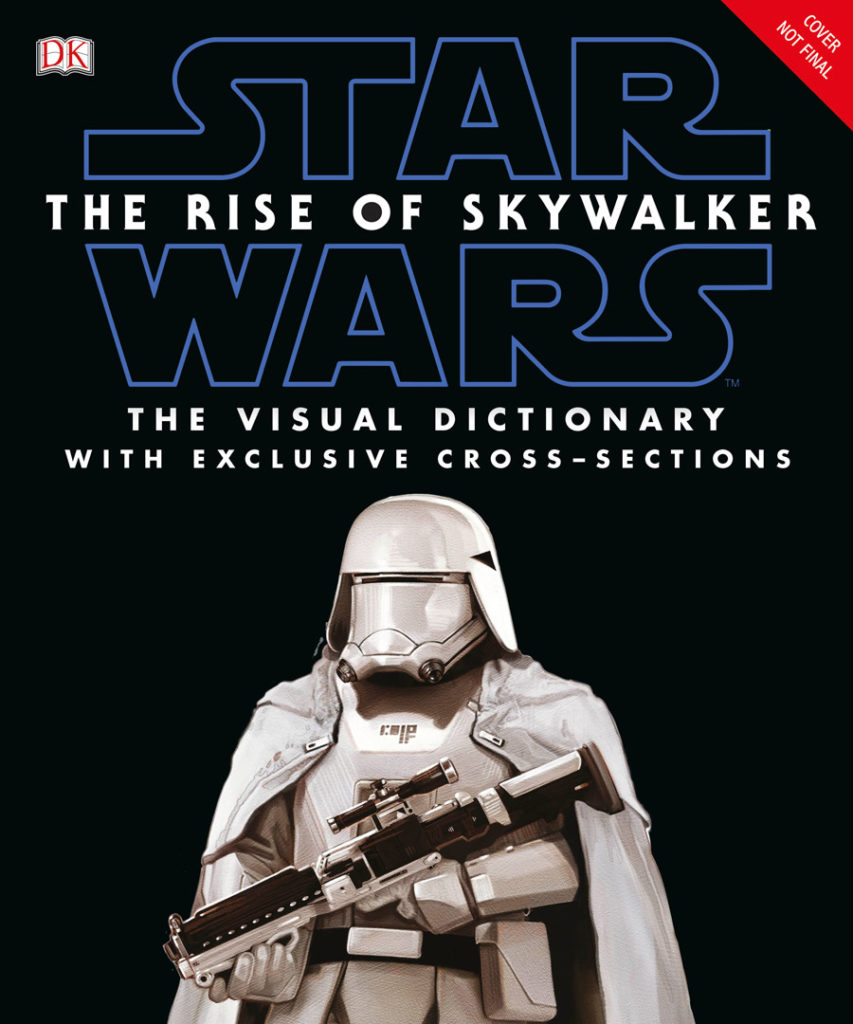 Star Wars: The Rise of Skywalker Visual Dictionary cover