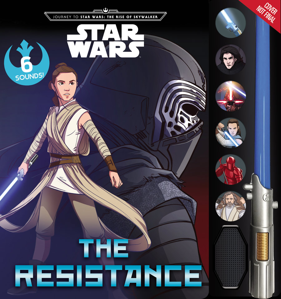 The Resistance book cover