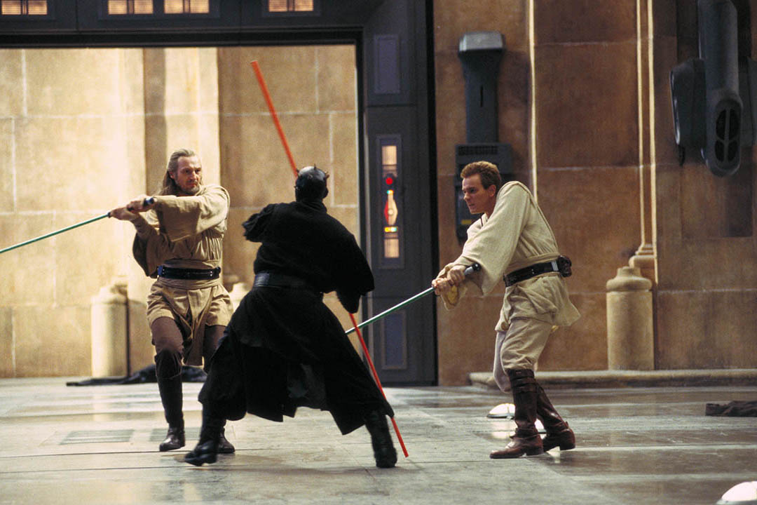 A behind-the-scenes look at Duel of the Fates.