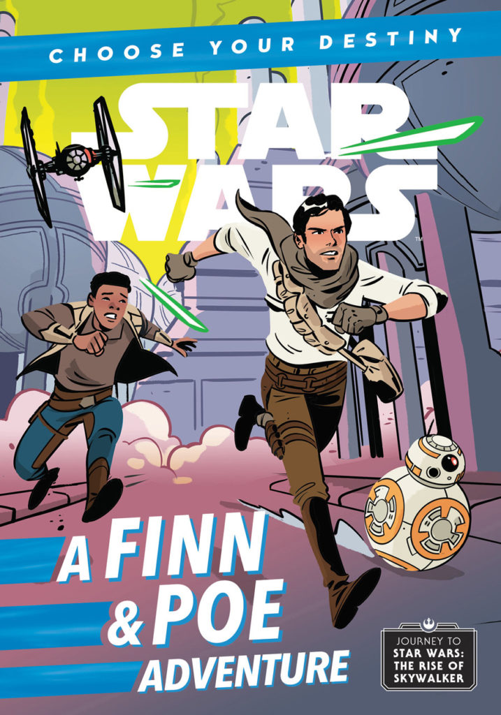 Choose Your Destiny: A Finn & Poe Adventure cover