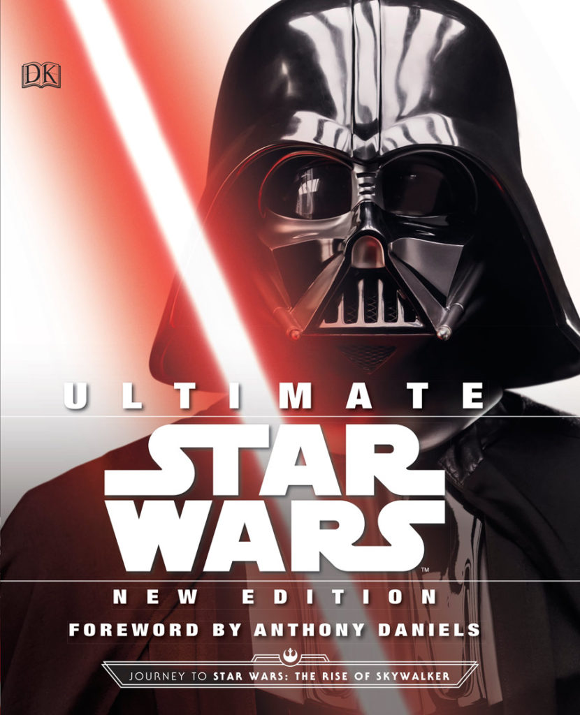 Ultimate Star Wars: New Edition cover