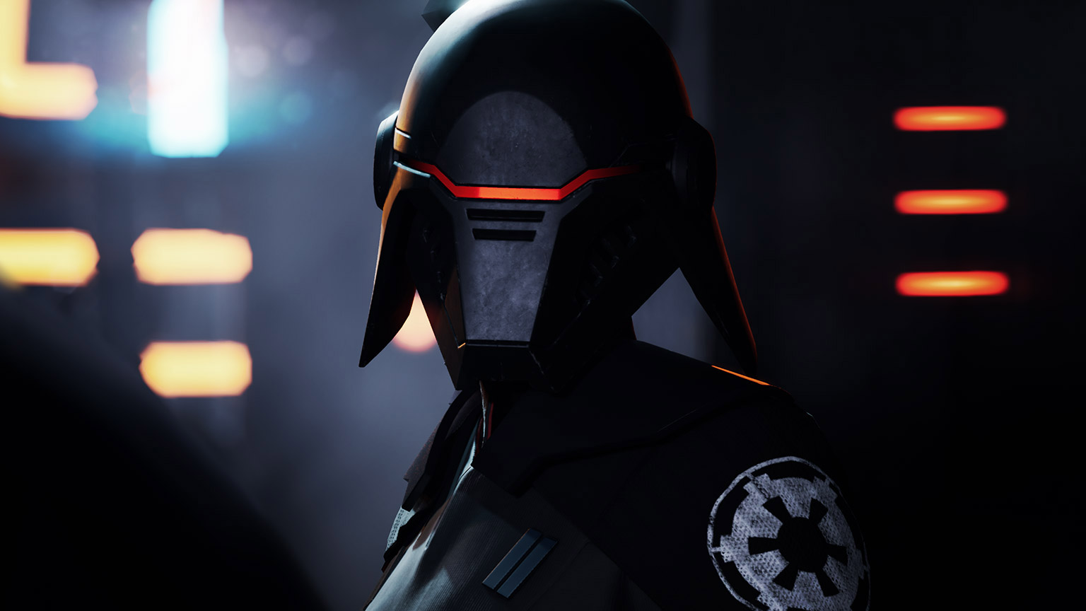 Second Sister Inquisitor in Star Wars Jedi: Fallen Order.