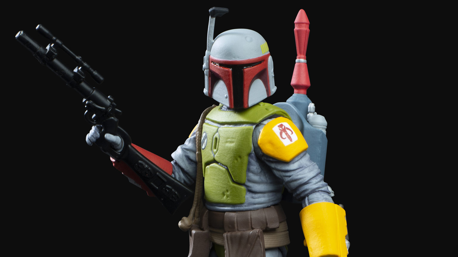 Hasbro Kenner-Inspired Black Series Boba Fett SDCC exclusive