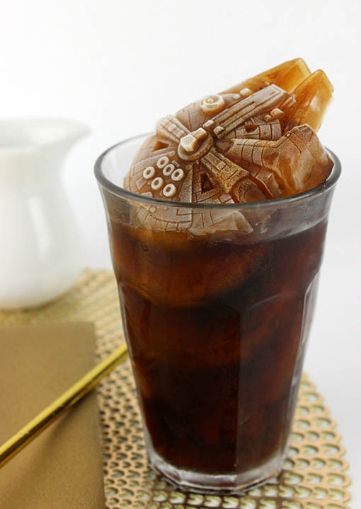 A recipe for Corellian iced coffee.