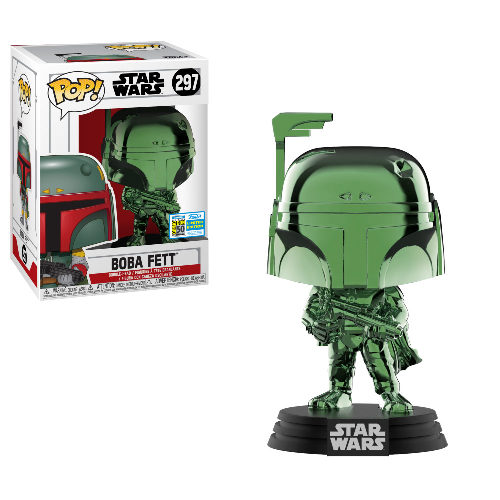 Funko Pop! Boba Fett SDCC exclusive