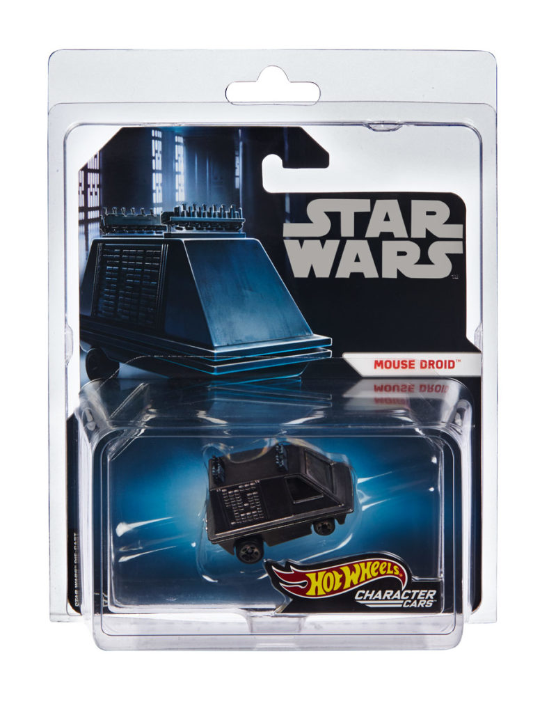Mouse Droid Hot Wheels SDCC exclusive