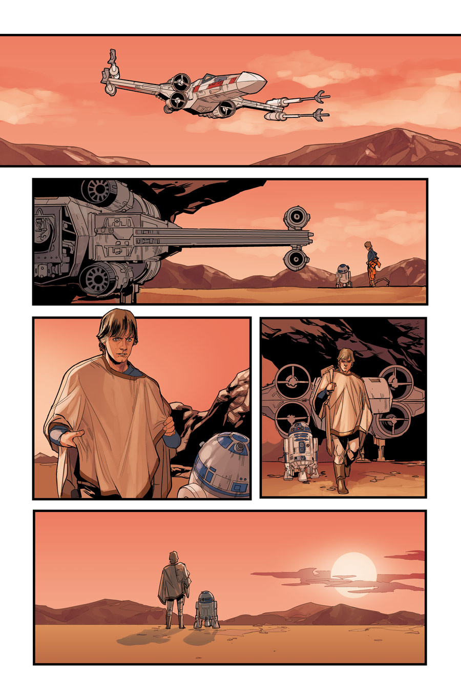 Marvel's Star Wars Begins a New Era with Issue 68 - First Look | StarWars.com